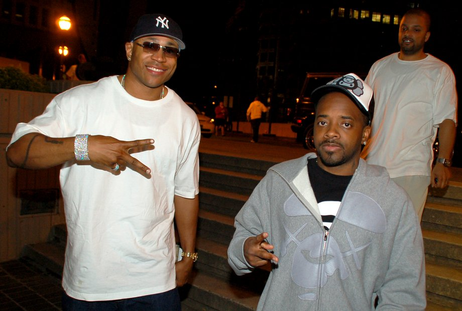 LL Cool J & Jermaine Dupri